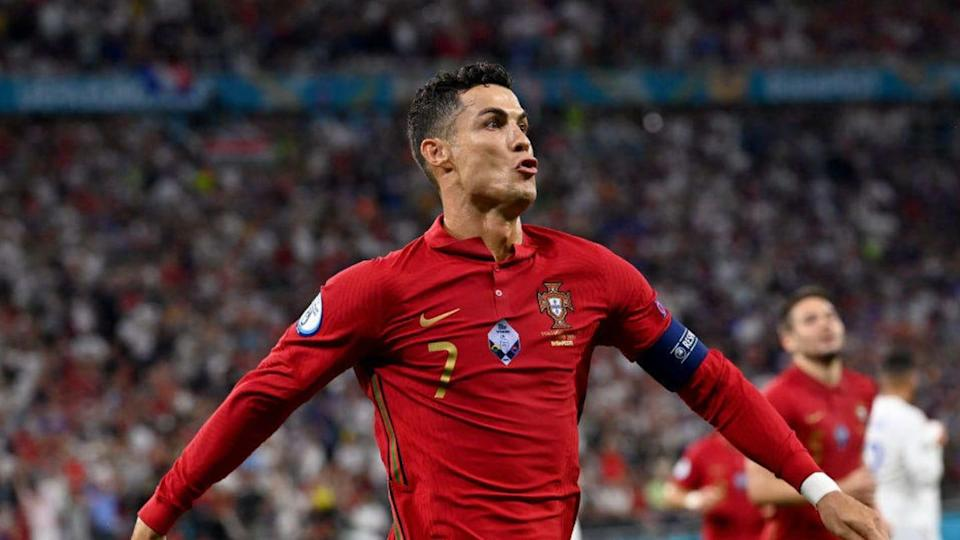 Cristiano Ronaldo, Portugal | Tibor Illyes - Pool/Getty Images