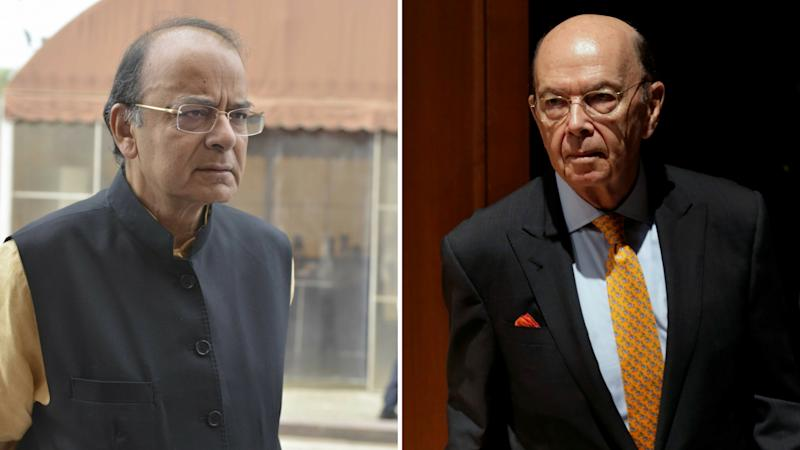 Jaitley 'Strongly' Raises H-1B Visa Issue With US Commerce Secy