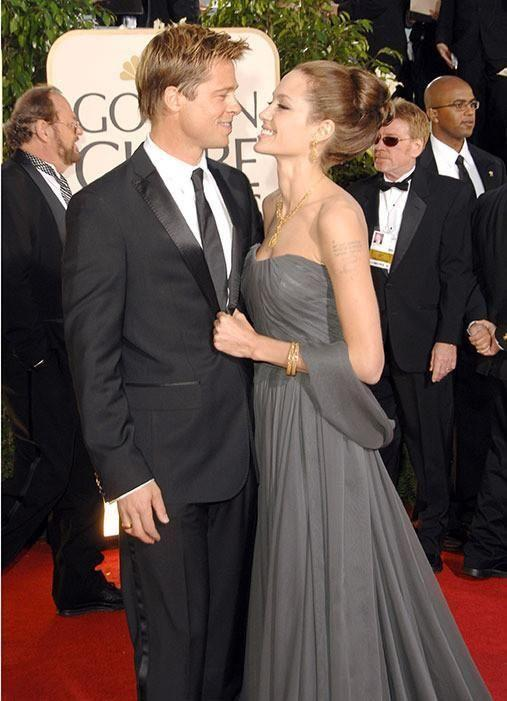 Angelina filed for divorce from Brad in September. Source: Getty Images.