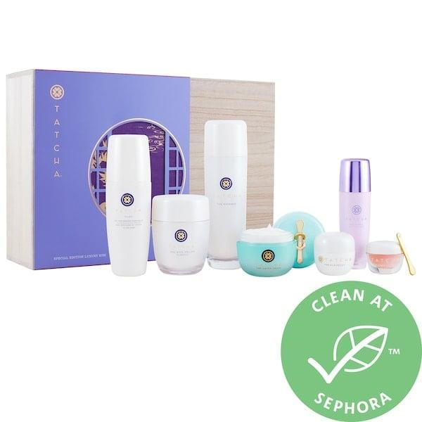 <p>This <span>Tatcha Special-Edition Luxury Kiri</span> ($315) is a seven-step, self-care ritual that makes a great introduction to the brand or can be used for a total routine overhaul. Each of the products feature pure Japanese botanicals, and work together to protect and nurture skin.</p>