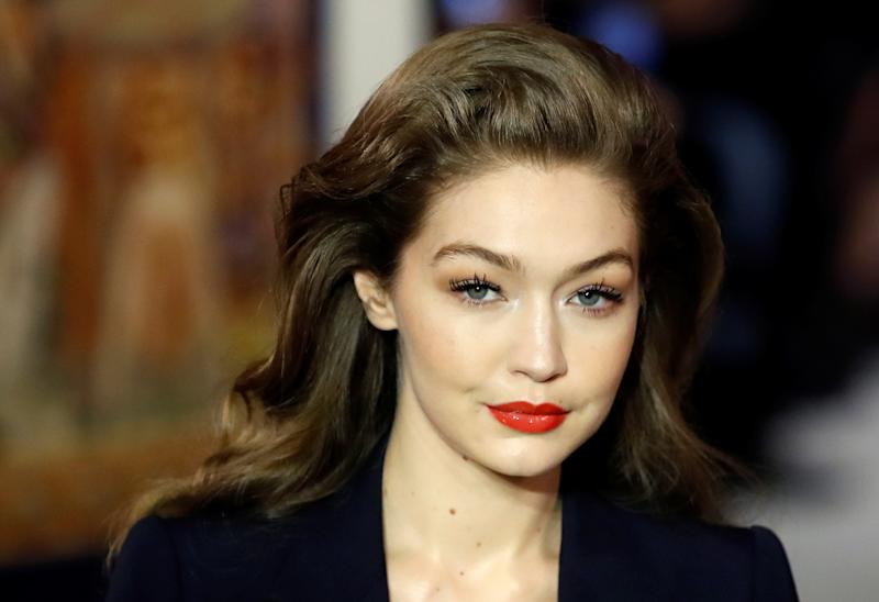 Model Gigi Hadid gives fans a rare glimpse into her pregnancy journey.
