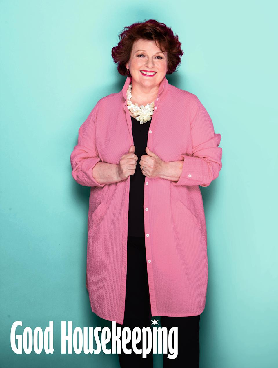 Brenda Blethyn turned 75 earlier this year (Trevor Leighton/Good Housekeeping)