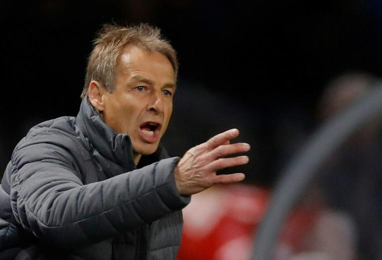 Klinsmann quits as Berlin coach after 10 weeks