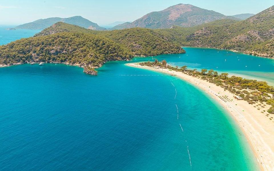 Turkey has more than its fair share of appealing beaches - Kbitka Fabian