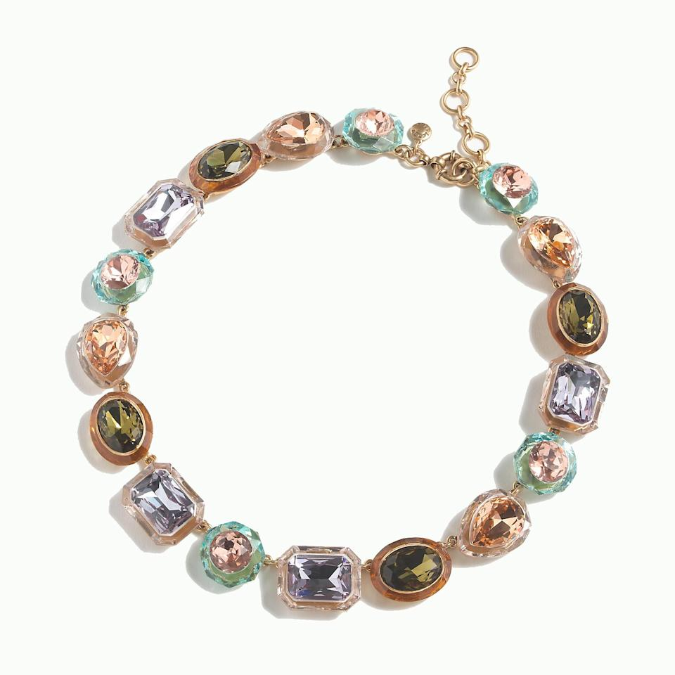 <p>Nothing beats a beautiful necklace – it works wonders for jazzing up chunky knits and that trusty LBD. </p>