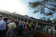 No spectators will be allowed to attend the 84th Masters next week as a Covid-19 safety precaution