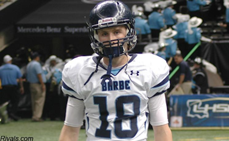 Barbe WR is now second in the all-time receiving yards list — Rivals.com