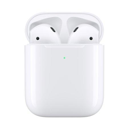 Apple AirPods with Wireless Charging Case (Amazon / Amazon)