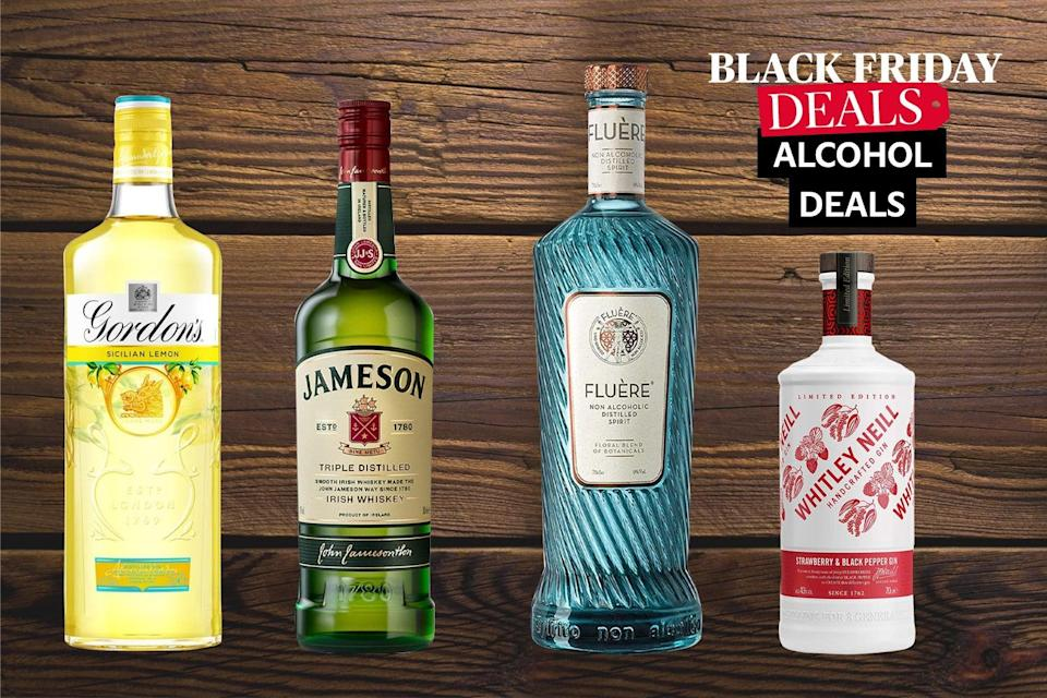 (Black Friday Booze Deals)