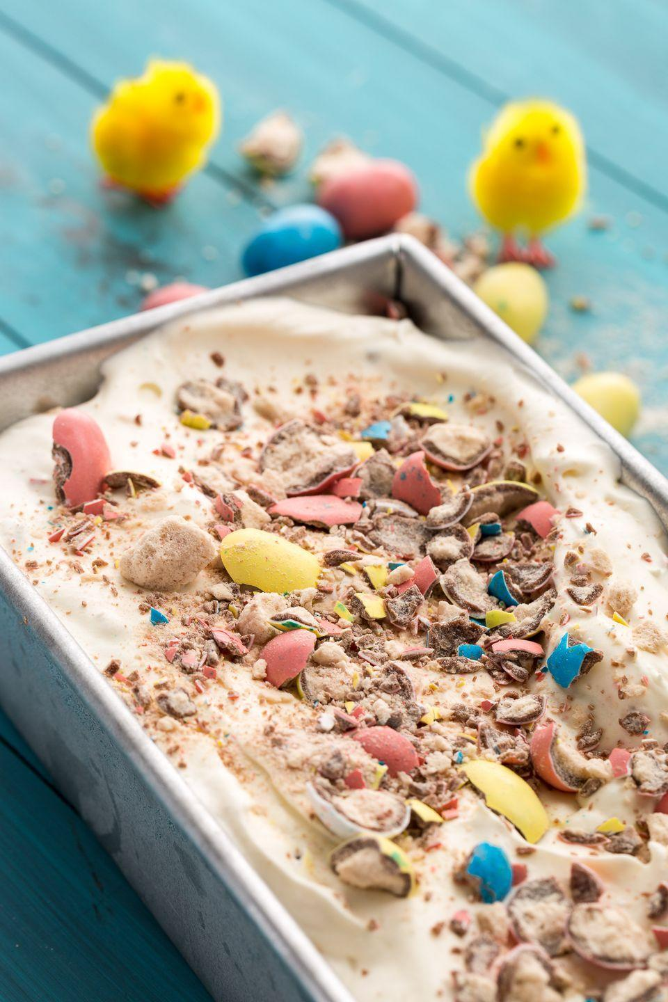 """<p>Look at all the pretty colors 😍.</p><p>Get the recipe from <a href=""""/cooking/a46299/robins-egg-no-churn-ice-cream-is-easter-joy-in-a-cup/"""" data-ylk=""""slk:Delish"""" class=""""link rapid-noclick-resp"""">Delish</a>.</p>"""