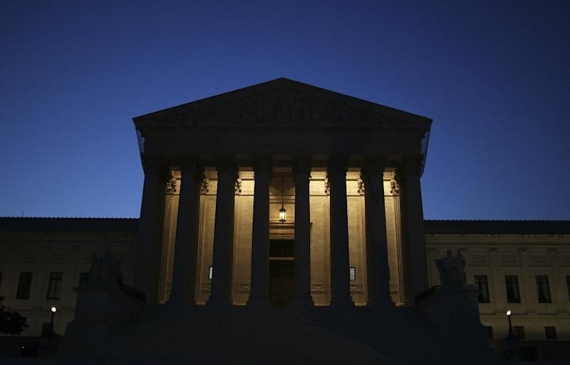 A majority of the Supreme Court sided with Texas. Three justices dissented.