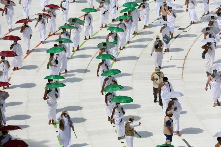 Mecca to reopen for limited pilgrimages after 7-month pause for virus