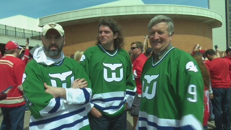 Hockeytown, Windsor say goodbye to the Joe