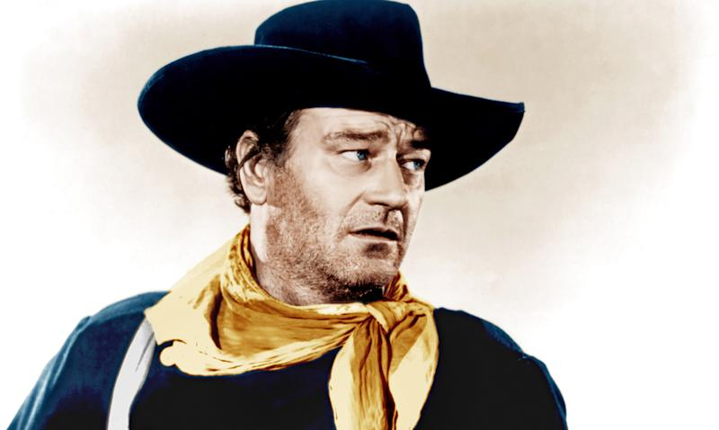 'The Searchers,' John Wayne, 1956
