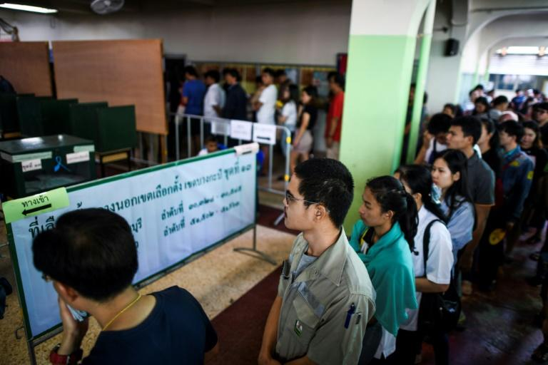 More than 7 million young Thais will be first-time voters