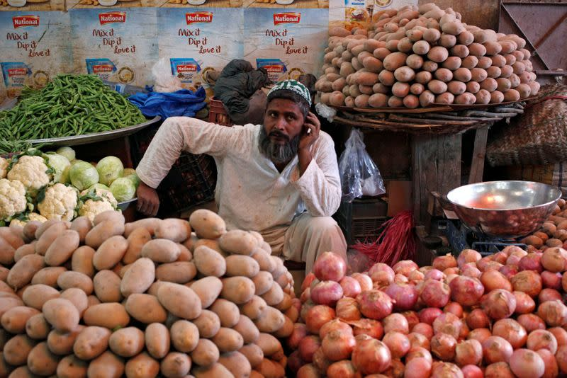 Pakistan inflation 12.63% in December - statistics bureau