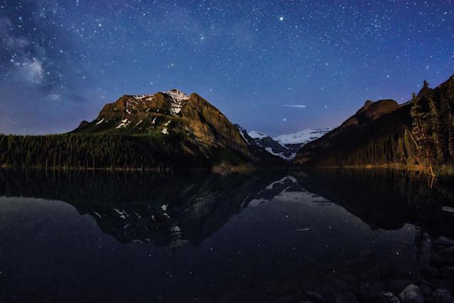 <p>Gavin and Harun, 34, hope this collection will be like a time machine for their subject matter, helping people explore human beings and their deteriorating relationship with the night sky throughout the ages. (SKYGLOW/CATERS NEWS) </p>