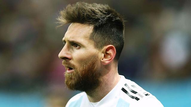 The Barcelona star goes into the World Cup as the La Liga top scorer and Golden Shoe winner, while team-mate Aguero is returning to full fitness
