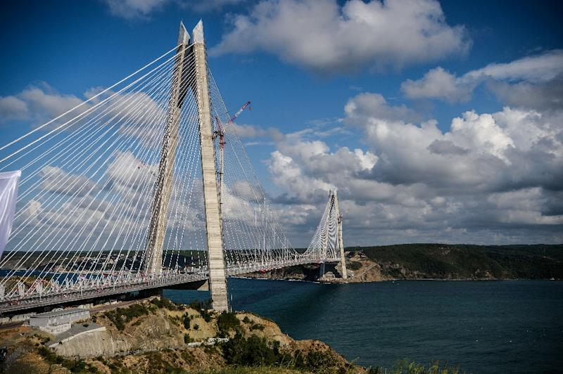 the third bridge in istanbul Istanbul, 25 august 2016 – the inauguration of the third bosphorus bridge – the widest suspension bridge in the world with towers taller than the eiffel tower – will take place tomorrow in istanbul the hybrid cablestayed bridge is part of the project for the construction and subsequent operation under.