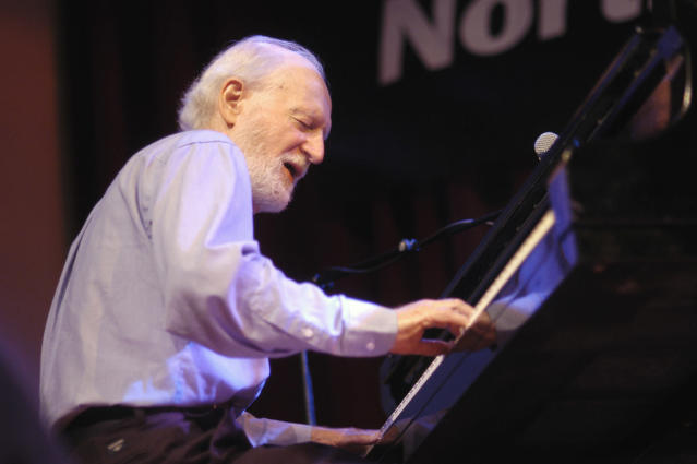 <p>Mose Allison was a blues and jazz pianist and singer-songwriter. He died at 89 on November 15. — (Pictured) Pianist Mose Allison performs live on stage at the North Sea Jazz Festival in The Hague, Netherlands in 2005. (Frans Schellekens/Redferns via Getty Images) </p>