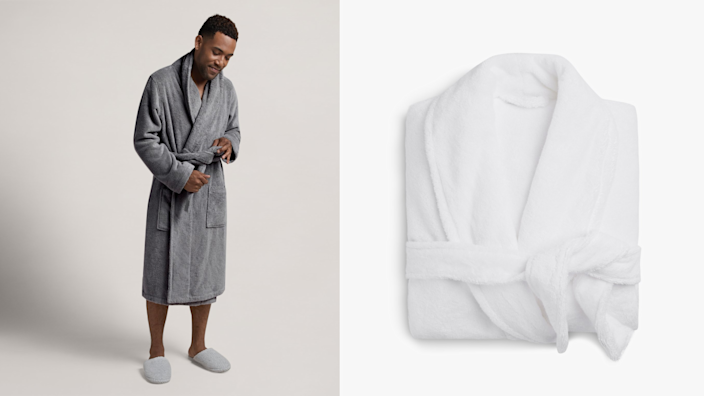 Best gifts for dads: Parachute Classic Bathrobe