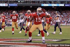 The Rotoworld staff got together to debate their favorite bounce-back candidates, and Michael Crabtree's name came up