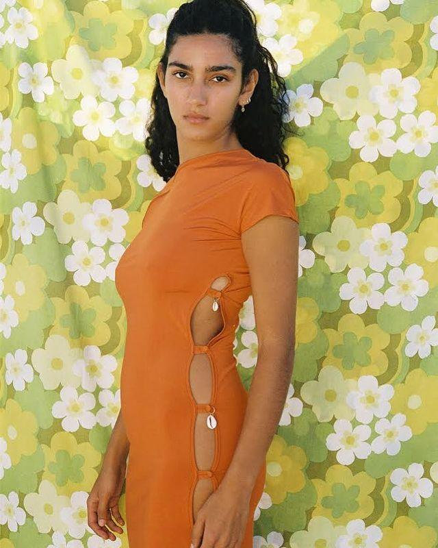 """<p>You have probably spied some of Marcia's trademark cut-out dresses on your Instagram feed this summer – and it's no surprise that the label is going from strength to strength. With collections that are, according to the brand, """"100 per cent sustainable"""" (all created with Econyl, a regenerated nylon made out of waste), while also designing pieces that sculpt women's bodies, Marcia is quickly making a name for itself in the mid-range market.</p><p><strong>We go there for: </strong>Flattering, figure-hugging dresses.</p><p><a class=""""link rapid-noclick-resp"""" href=""""https://marciawear.com/"""" rel=""""nofollow noopener"""" target=""""_blank"""" data-ylk=""""slk:SHOP MARCIA"""">SHOP MARCIA</a></p><p><a href=""""https://www.instagram.com/p/B8rTBNFoD1L/?utm_source=ig_embed&utm_campaign=loading"""" rel=""""nofollow noopener"""" target=""""_blank"""" data-ylk=""""slk:See the original post on Instagram"""" class=""""link rapid-noclick-resp"""">See the original post on Instagram</a></p>"""