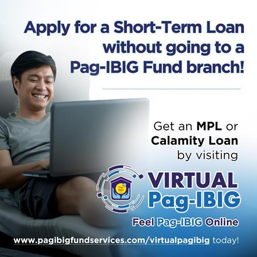 COVID-19 government assistance Philippines - Pag-IBIG loans