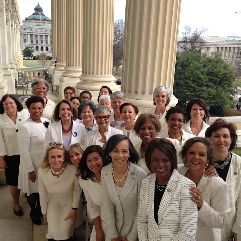 Congresswoman Lois Frankel on Why Democratic Women Are Wearing Black to the State of the Union