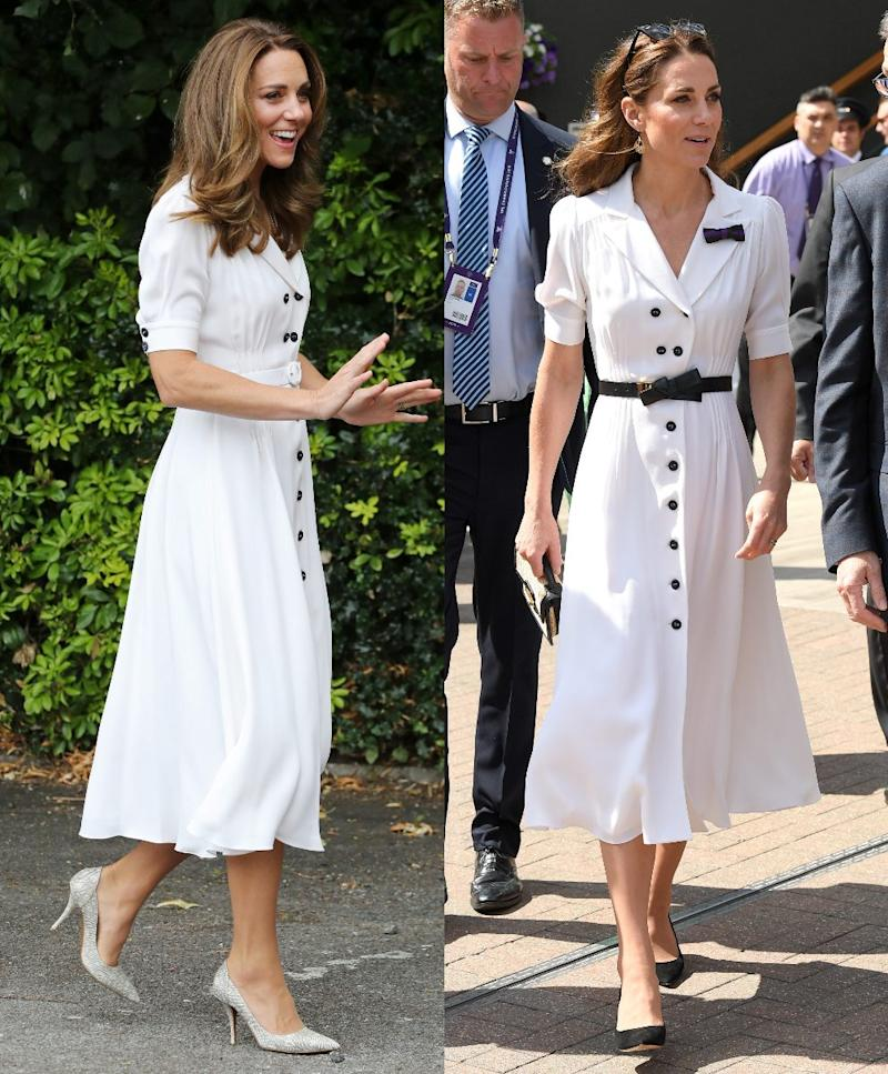 Duchess of Cambridge - Getty Images