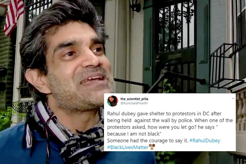 'Want 13-Year-Old Son to be Like Them': Indian-American Man after Saving over 70 Protesters in US