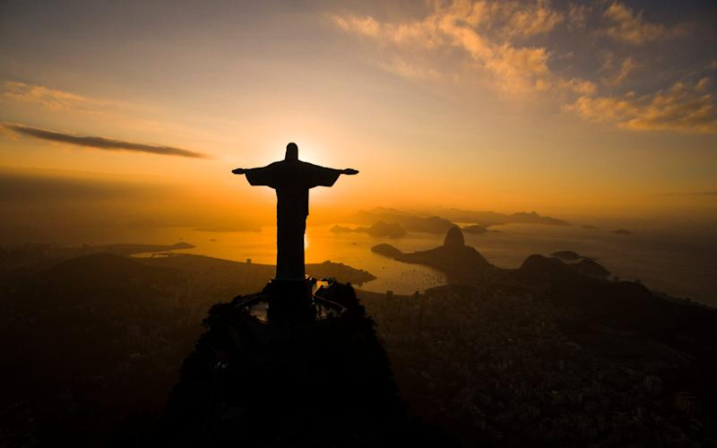 Christ the Redeemer - Credit: AP