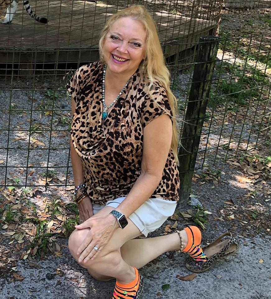 "<p>The seven-episode series focuses on the long-standing, increasingly bitter rivalry between Baskin — who runs the exotic sanctuary, Big Cat Rescue, in Citrus Park, Florida, and Joe, the now-imprisoned zookeeper.</p> <p>Baskin's then-husband, self-made millionaire Don Lewis, vanished without a trace in August 1997, soon after the couple decided to divorce. At the time, relatives of Lewis questioned whether Baskin may have been involved, and whether she may have fed his remains to her tigers.</p> <p>Lewis' disappearance remains unsolved. </p> <p>Baskin continues to run Big Cat Rescue (alongside her husband Howard Baskin), but says she's haunted by some of the past traumas the Netflix series dredged up.</p> <p>In a statement provided to PEOPLE, Baskin said, ""A lifelong animal lover, I was immediately drawn to the possibility of exposing the misery caused by the rampant breeding of big cat cubs for exploitation and the awful lives these majestic creatures are forced to endure in roadside zoos and back yards.""</p> <p>Baskin added, ""There are no words for how disappointing it is to see that the series not only does not do any of that, but has instead chosen to be as salacious and sensational as possible to draw in viewers. As part of that, they devoted an entire segment to 23-year-old lies and innuendos suggesting I was involved in my husband Don's 1997 disappearance.""</p>"