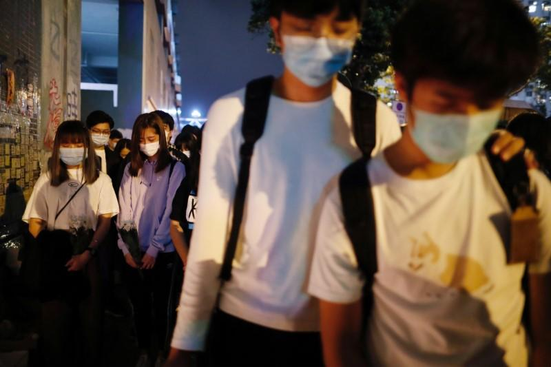 Exclusive: Support for Hong Kong protesters' demands rises even as coronavirus halts rallies