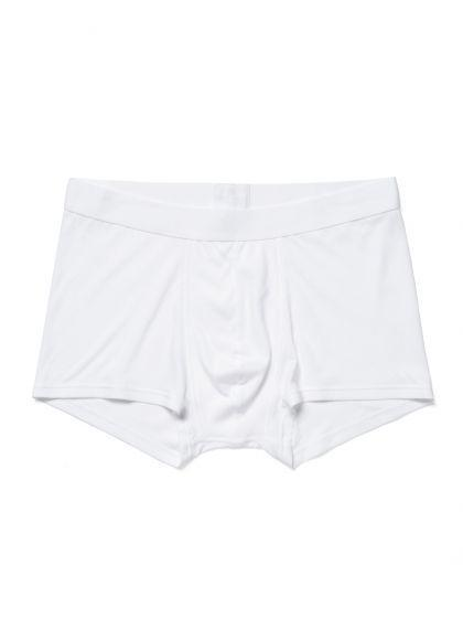 """<p>sunspel.com</p><p><strong>$98.00</strong></p><p><a href=""""https://www.sunspel.com/us/mens-sea-island-cotton-trunks-in-white.html"""" rel=""""nofollow noopener"""" target=""""_blank"""" data-ylk=""""slk:BUY IT HERE"""" class=""""link rapid-noclick-resp"""">BUY IT HERE</a></p><p>This isn't your ordinary pair of cotton underwear, folks. Sea Island cotton is the softest, most luxe, organic cotton to touch your body—and there's no better place to wrap yourself the softest cotton than down there. So, what makes this cotton so soft? It's the extra long staple fibers that creates a smooth, silky feel. These trunks might not have the razzle-dazzle look of designer underwear, but they haver the rich feel that defines everyday luxury. </p>"""