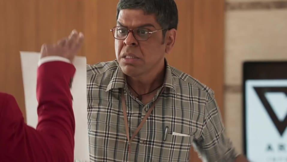 Murli Sharma - Celebrity Style in Official Trailer, Ala Vaikunthapurramuloo,  2020 from Official Trailer. | Charmboard