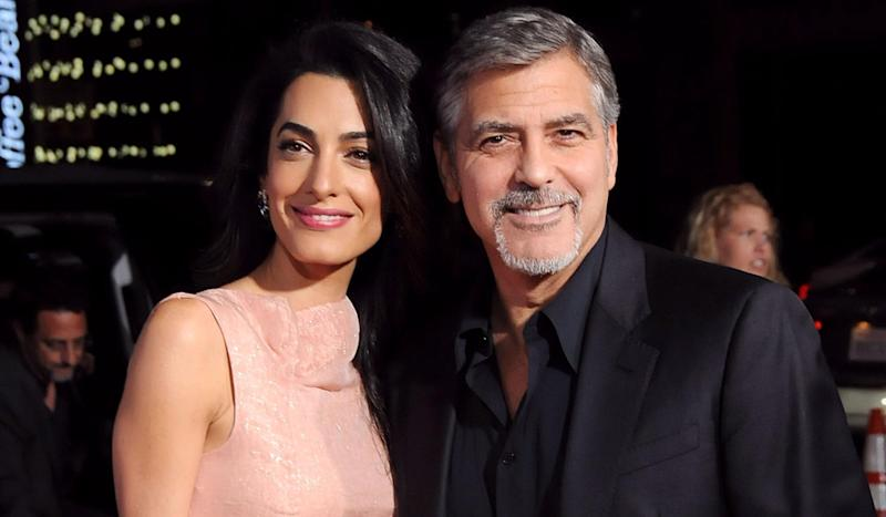 Furious rant: George Clooney told the US president 'fuck you'