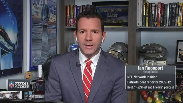 NFL Network Insider Ian Rapoport reports that the Indianapolis Colts explored other quarterback options before signing QB Philip Rivers.