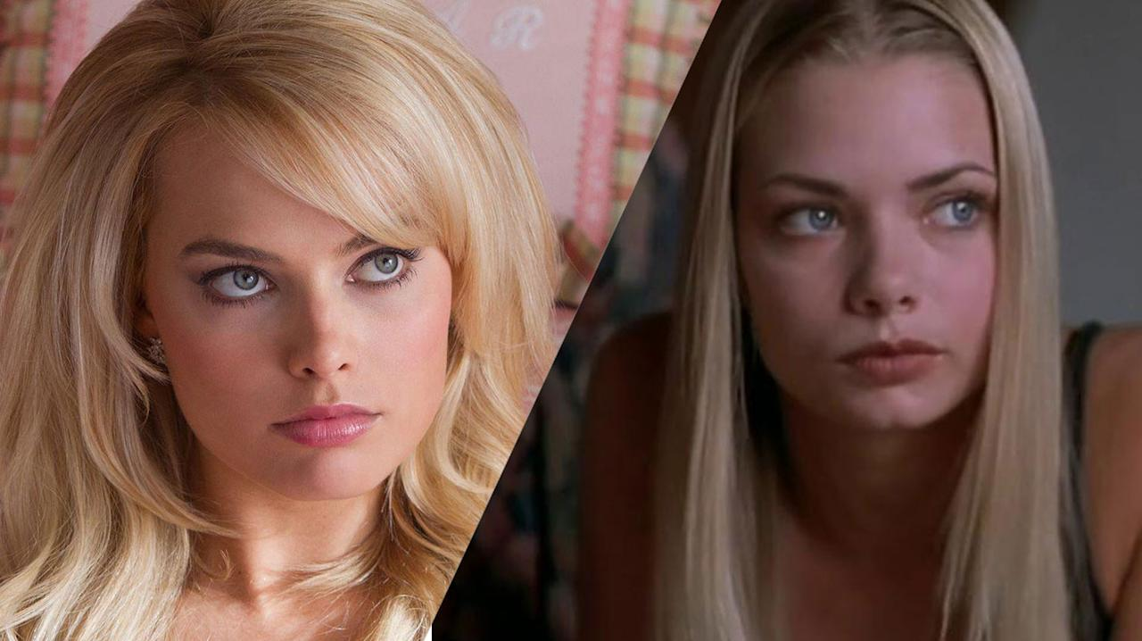 <p>Margot's on the left, you know her from <em>Wolf Of Wall Street</em>, <em>Suicide Squad</em> and <em>I, Tonya</em>. Jaime Pressly's on the right, you know her from<em> Poison Ivy 2</em>, <em>My Name Is Earl</em> and the fact she really looks like Margot Robbie. </p>