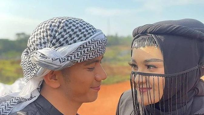 Ridho D'Academy dan Syifa (Sumber: Instagram/sugiarti4716)