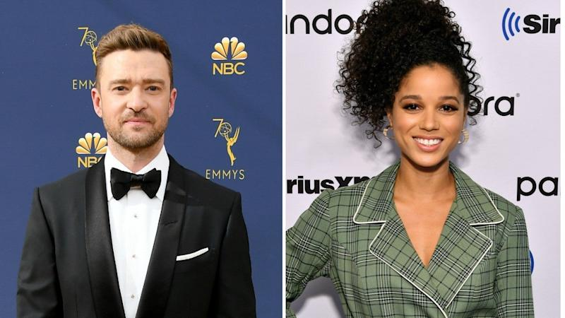 Justin Timberlake's Outing With Co-Star Alisha Wainwright Was Innocent Despite Hand-Holding, Source Says