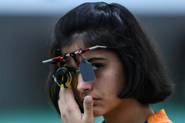 India's Manu Bhaker has shot to fame this year