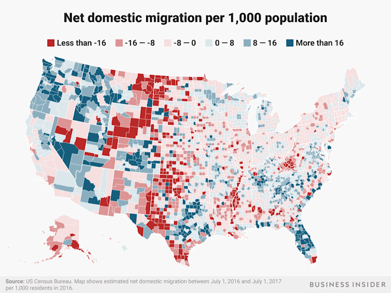 county domestic migration map