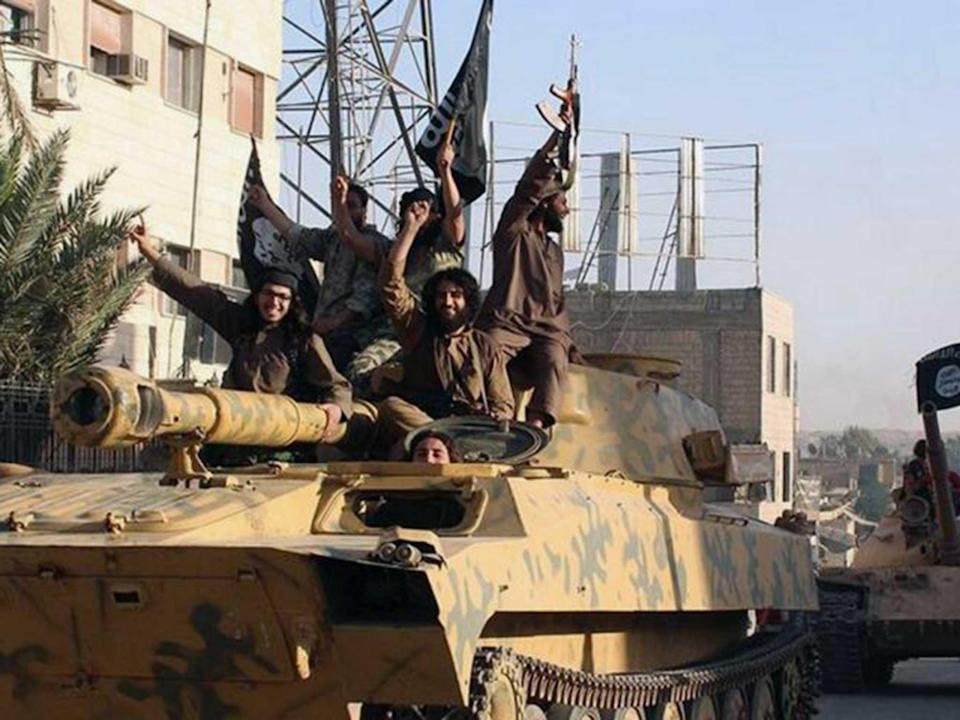 Several Isis fighters from the UK are expected to be deported from Turkey
