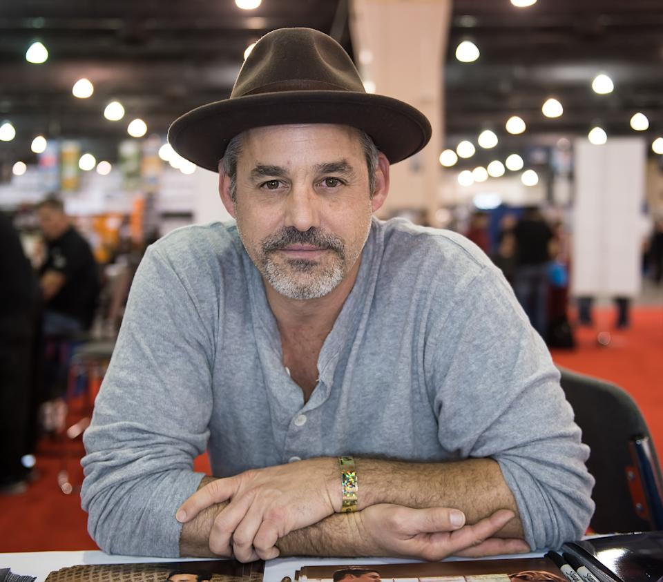 PHILADELPHIA, PA - JUNE 02:  Actor Nicholas Brendon attends Wizard World Comic Con Philadelphia 2017 - Day 2 at Pennsylvania Convention Center on June 2, 2017 in Philadelphia, Pennsylvania.  (Photo by Gilbert Carrasquillo/Getty Images)