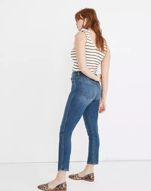 <p>These <span>Madewell Curvy Stovepipe Jeans</span> ($135) are your perfect everyday go-to jeans.</p>