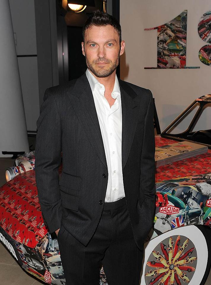 "Brian Austin Green (""Beverly Hills, 90210"") turns 38 Andrew H. Walker/<a href=""http://www.gettyimages.com/"" target=""new"">GettyImages.com</a> - April 20, 2011"