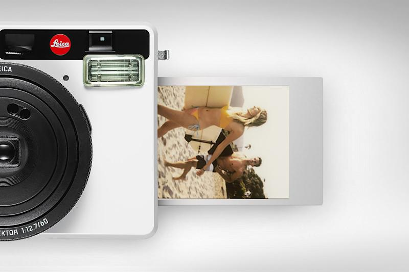 Leica joins the instant film trend with the classically styled Sofort camera