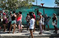Cuba is battling its worst economic crisis in 30 years, sky-high inflation, biting food shortages, long lines for basic necessities and growing disgruntlement over limited freedoms