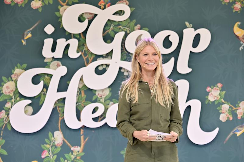 Goop CEO Gwyneth Paltrow has published four cookbooks. And, yes, she can cook.